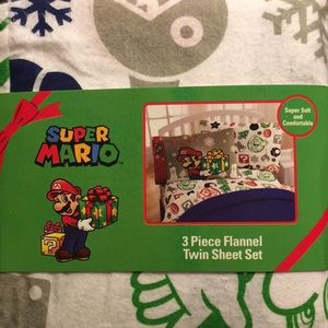 Super Mario sheet set